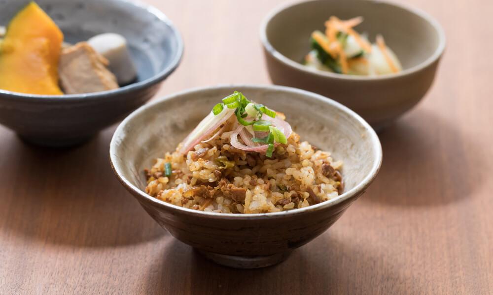 MATHERuBA Foods/マザルバフーズ - AJU-KURO/あじゅくろ ごはんの素